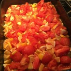 Preserved Tomatoes with Meyer Lemon